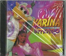 Karina Timoteo Latin Music CD