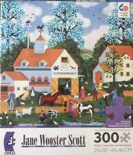 """Jane Wooster Scott Pet Vet 300 Piece Puzzle 24""""x18"""" (Ceaco)"""