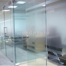 Milchglasfolie Dekofolie selbstklebend statische Fensterfolie Sichtschutzfolie