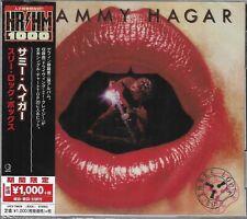 SAMMY HAGAR THREE LOCK BOX JAPAN 2018 LMT EDT CD - BRAND NEW/GIFT QUALITY