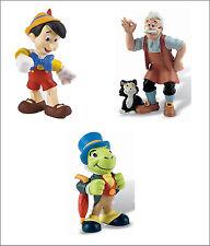 Officiel Bullyland Disney Pinocchio Figurines Jouet Gâteau Décoration