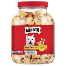 Milk-Bone MaroSnacks For Dogs All Sizes 40 oz Tub