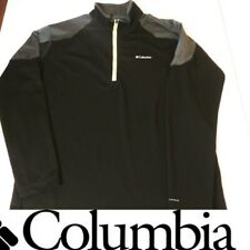 Columbia Black Gray XL Jacket