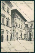 Prato Città Poste cartolina QQ1693