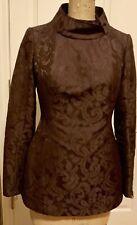 Hollis Hilton Brocade Tunic Size 4