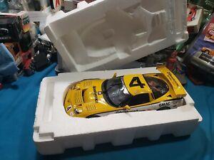 AUTOart 2000 Corvette C5-R #4 GTS Daytona - LeMans Rare... BEAUTIFUL VERY NICE