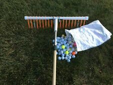 "Golf Ball Retriever, 33"" wide, Water Hazard Golf Ball Rake (Pole not included)"