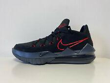 "Nike Lebron James 17 XVII Low ""Bred"" Basketballschuhe Neu Gr. 44 (CD5007-001)"