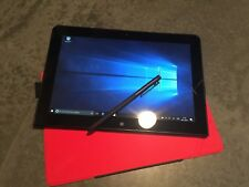 Lenovo ThinkPad Tablet 10 ATOM 2GB RAM 64GB SSD Windows 10 WebCam  Digitizer