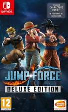 Fuerza de salto Interruptor De Edición De Lujo Nuevo en la acción