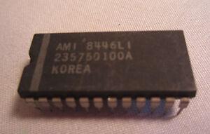 AMI 8446LI 235750100A 24-Pin Ic Processeur Puce