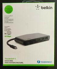 Belkin Thunderbolt 3 Dock Mini