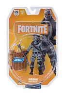 "Fortnite HAVOC Solo Mode 4"" Action Figure Series 2 - PLUS BONUS CARD LOT"