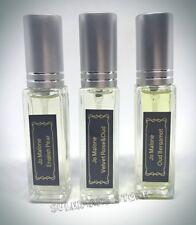 3 Jo Malone perfumes unisex - 10ml (0.33 fl.oz.) decant
