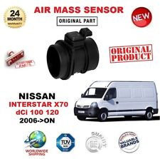 FOR NISSAN INTERSTAR X70 dCi 100 120 2006-ON AIR MASS SENSOR 6 PIN with HOUSING