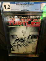 Mirage Studios TMNT Teenage Mutant Ninja Turtles #17 1988 CGC 9.2 NM-