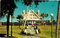 Vintage Postcard - Belleview Biltmore Hotel Belleair Florida FL #1579