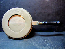 Antique Manning Bowman & Co. Chafer Alcohol Burner PERFECTION Pat 1898 1901