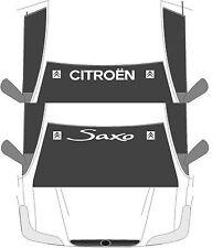 CITROEN SUNSTRIP & Calcomanía C2, C3, VTR, Saxo-opción de 2
