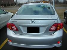 Toyota Corolla Rear Wing Spoiler Painted Factory Style Lip 2009-2010 JSP 368012
