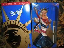 1996 Statue of Liberty FAO Schwarz Barbie MIB!!!