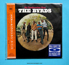 The Byrds , Mr. Tambourine Man ( CD_Blu-Ray Disc_Papersleeve )