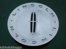 2007 - 2014 Lincoln Navigator Satin Chrome OEM Center Cap P/N BL74-1A096-JB