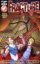 Fracture #2 (of 4) Comic Book 2014 - Action Lab