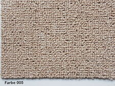 Teppichboden Auslegware 400 u. 500cm Breite Länge nach Wunsch Fa. hellbeige Köln