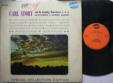 Country Lp Carl Story Self-Titled On Nashville