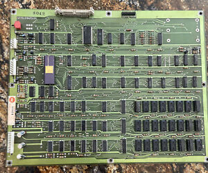 Early 1981 WIlliams Defender CPU PCB board 5770-09471-x3