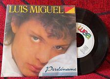 "LUIS MIGUEL ** Perdoname ** ORIGINAL 1987 Spain 7"" Single"