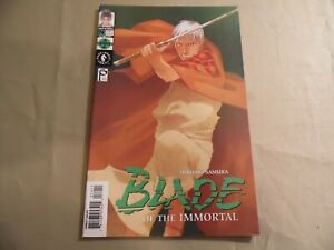 Blade of the Immortal #74 (Dark Horse 2002) Free Domestic Shipping