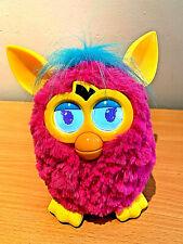 Furby Boom Pink/Yellow Interactive Electronic Pet, Hasbro 2012