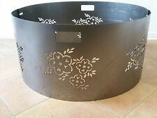feuerschale 80cm g nstig kaufen ebay. Black Bedroom Furniture Sets. Home Design Ideas
