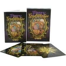New 40 Faery Godmother Oracle Cards Guidebook Deck Kit Tarot Set Gothic Fantasy