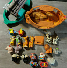 Fisher Price Little People Noah's Ark and Figures - Not Complete