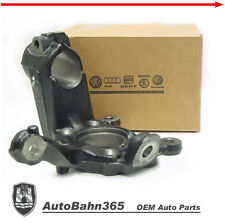 New OEM VW Left Steering Knuckle Jetta 2011-2015 Beetle Passat 2012-15 5C0407255