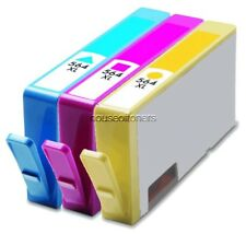 3 Pack 564XL CMY Ink Cartridges for HP Photosmart 5510 5515 5520 5525 6510 6515