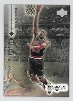 MICHAEL JORDAN 1999 UPPER DECK BLACK DIAMOND !! CARD #12 BULLS HOF