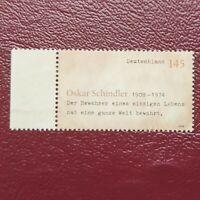 Alemania Federal año 2008 OSKAR SCHINDLER Nº 2483 MNH