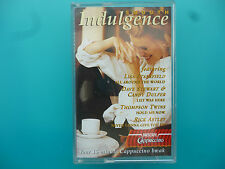 "VARIOUS ARTISTS  "" SMOOTH INDULGENCE - NESCAFE CAPPUCCINO ""  CASSETTE"