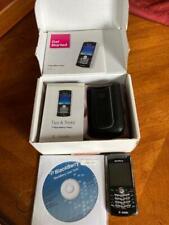 BlackBerry Pearl 8100 - Black (Unlocked) Smartphone - T- Mobile - hardly used!