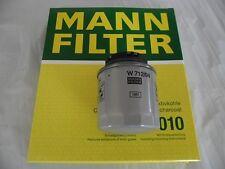 Ölfilter Filtereinsatz Filter für Motoröl MANN VW Polo LEON A3 GOLF IBIZA FABIA