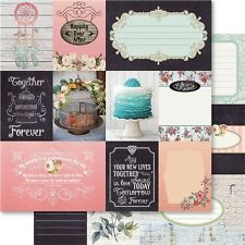 Ruby Rock-It Bella! Rustic Charm Double-Sided Cardstock - 270994