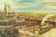 Lancashire Collectable Rail Transportation Postcards