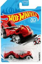 2018 Hot Wheels #4/5 HW Robots Zombot Hidden Treasure Hunt