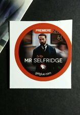 "MR SELFRIDGE JEREMY PIVEN TV STILL SMALL 1.5"" GET GLUE GETGLUE STICKER"