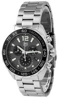 Tag Heuer Formula 1 Chronograph Anthracite Dial Steel Men's Watch CAZ1011.BA0842