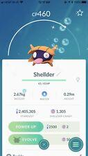 Pokemon Go Trade Offer - Shiny Shellder